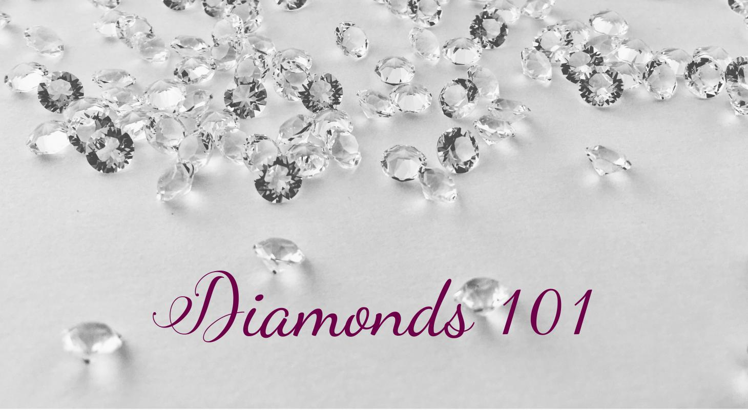 Diamonds 101: Everything you need to know about shopping for the perfect diamond