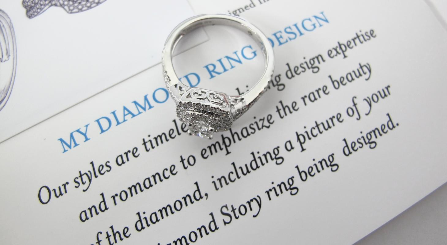 My Diamond Story Canadian Diamond