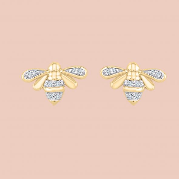 Bella Moda Bee Earrings