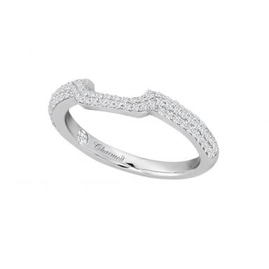 Charmed By Richard Calder 0.43CTW Diamond Wedding Band
