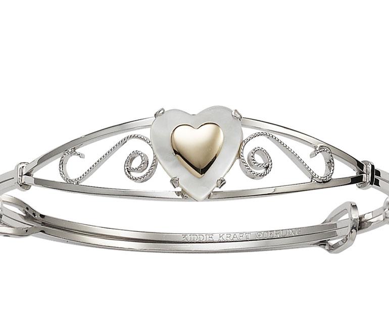 Alex And Ani Sterling Silver Birthstone Bracelet